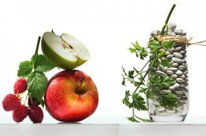 jablko i malina udana para